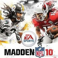 MICROSOFT Microsoft XBOX 360 Game MADDEN NFL 10 - XBOX 360