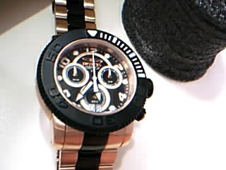 INVICTA Gent's Wristwatch 11162
