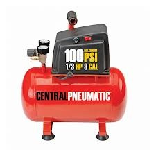 CENTRAL PNEUMATIC Air Compressor 97080
