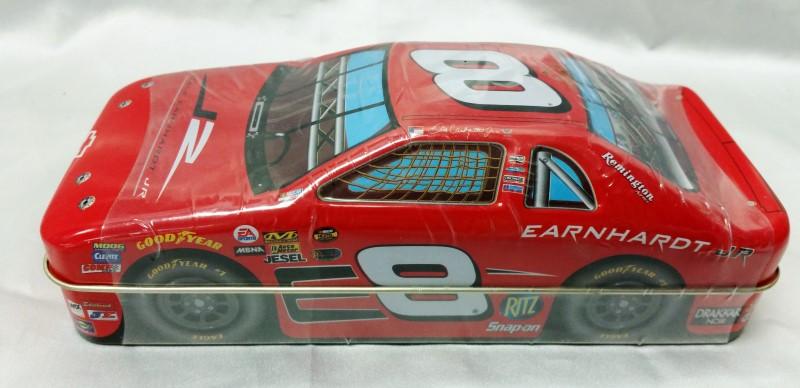 DALE EARNHARDT JR #8 CAR CANDY TIN