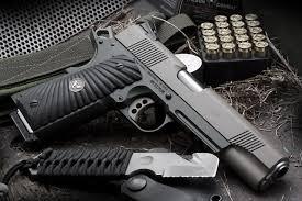 WILSON COMBAT Pistol TACTICAL ELITE LIGHTWEIGHT