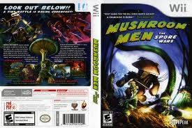 NINTENDO Nintendo Wii Game MUSHROOM MEN: THE SPORE WARS
