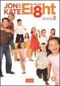 DVD BOX SET DVD JON & KATE PLUS EIGHT SEASON 3