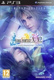 SONY Sony PlayStation 3 Game FINAL FANTASY X X-2 HD REMASTER PS3