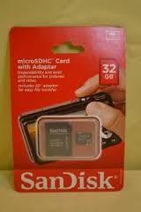 SANDISK 32GB MICRO