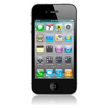 APPLE Cell Phone/Smart Phone IPHONE 4 MC608LL/A 16GB AT&T