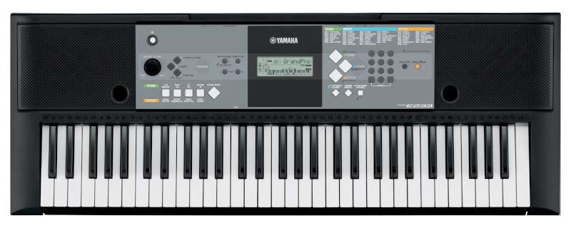 YAMAHA Keyboards/MIDI Equipment PSR-E233