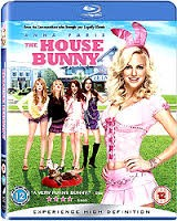 THE HOUSE BUNNY, BLU-RAY DVD MOVIE (2008)