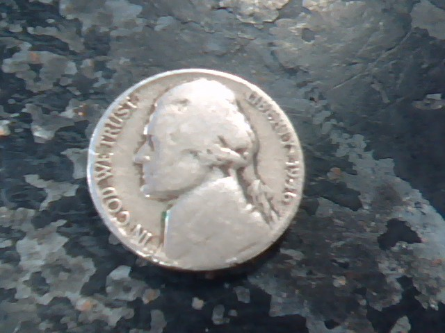 UNITED STATES Coin 1946 NICKEL