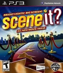 SONY Sony PlayStation 3 BRIGHT LIGHTS BIG SCREEN SCENE IT?