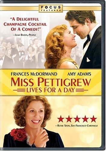 DVD MOVIE DVD MISS PETTIGREW LIVES FOR A DAY