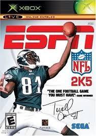 MICROSOFT Microsoft XBOX Game XBOX ESPN NFL 2K5