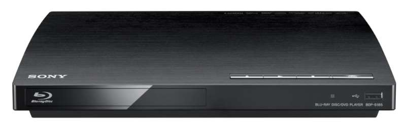 SONY DVD Player BDP-S185