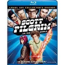 BLU-RAY MOVIE Blu-Ray SCOTT PILGRIM VS THE WORLD