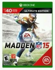 MICROSOFT Microsoft XBOX One Game MADDEN 15 ULTIMATE EDITION - XBOX ONE