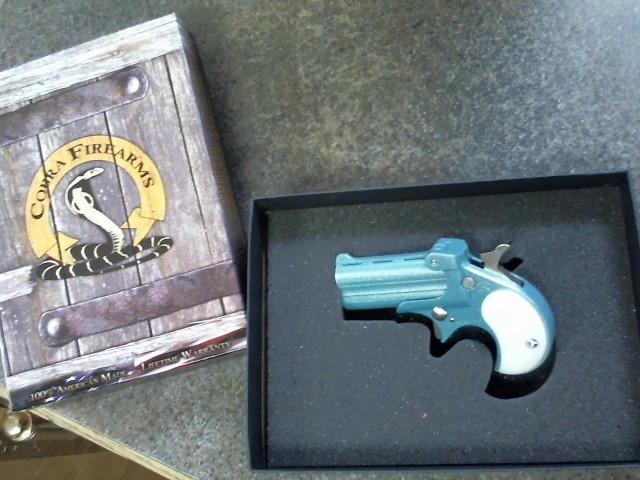 COBRA FIREARMS Pistol C22MTLP