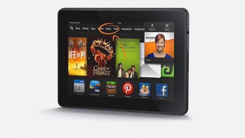 AMAZON Tablet KINDLE FIRE HDX
