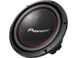 "PIONEER Car Speakers/Speaker System 10"" SUBWOOFER IN BOX"