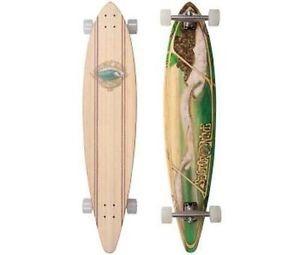 SECTOR 9 Skateboard USED LONG BOARD