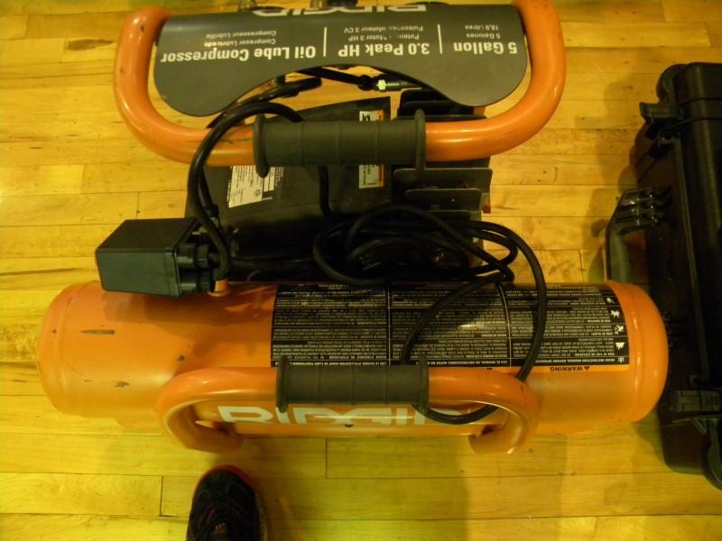 RIDGID Air Compressor OL50135