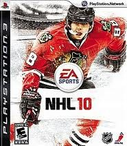 SONY Sony PlayStation 3 NHL 10