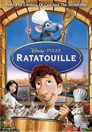 DVD MOVIE DVD RATATOUILLE