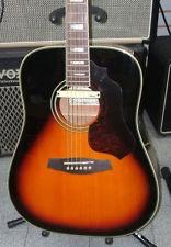 IBANEZ Electric-Acoustic Guitar SGE220-VS
