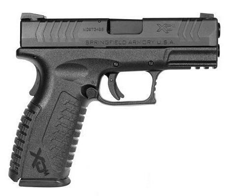 SPRINGFIELD ARMORY Pistol XDM (XDM9384BHC)