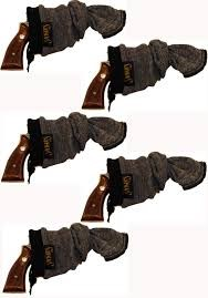 ALLEN Accessories HANDGUN SOCK SLEEVE