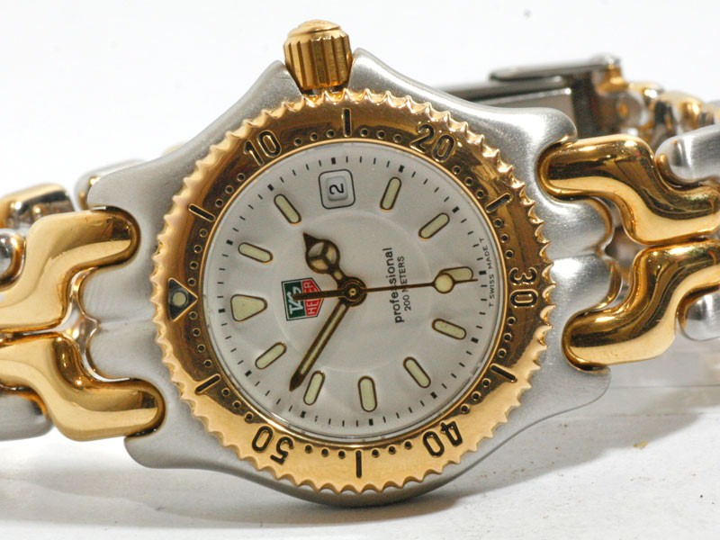 TAG HEUER Lady's Wristwatch WG1322-2