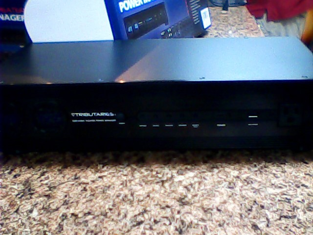 TRIBUTARIES Home Theatre Misc. Equipment PWRC-T200