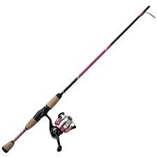 GANDER MTN Fishing Pole FISHING ROD AND REEL