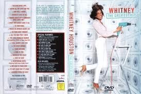 DVD MOVIE DVD WHITNEY THE GREATEST HITS