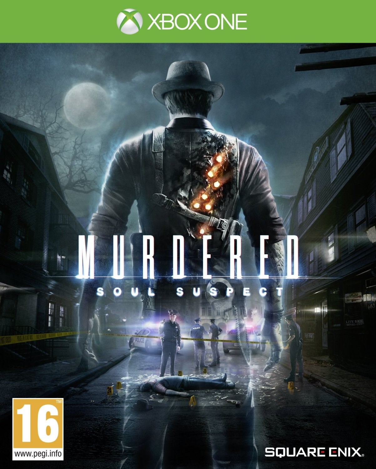 MICROSOFT Microsoft XBOX One Game MURDERED SOUL SUSPECT XBOX ONE