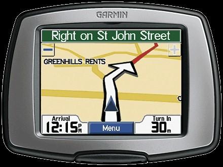 GARMIN GPS System STREETPILOT C340