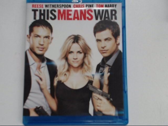 BLU-RAY MOVIE: THIS MEANS WAR