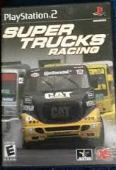 SONY Sony PlayStation 2 SUPER TRUCKS RACING -PS2