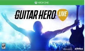 MICROSOFT Microsoft XBOX One Game XBOX ONE GUITAR HERO LIVE