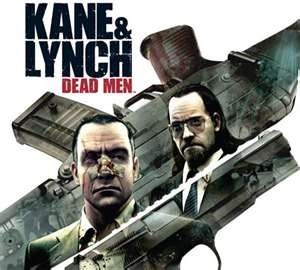 SONY Sony PlayStation 3 Game KANE & LYNCH: DEAD MEN