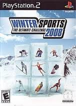 SONY Sony PlayStation 2 WINTER SPORTS THE ULTIMATE CHALLENGE 2008