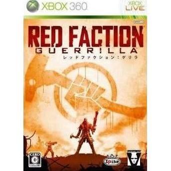 MICROSOFT Microsoft XBOX 360 Game RED FACTION GUERRILLA