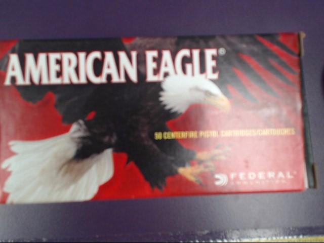 American Eagle - 357 Magnum - 158 GR JSP