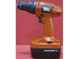 BLACK & DECKER Cordless Drill PS1800