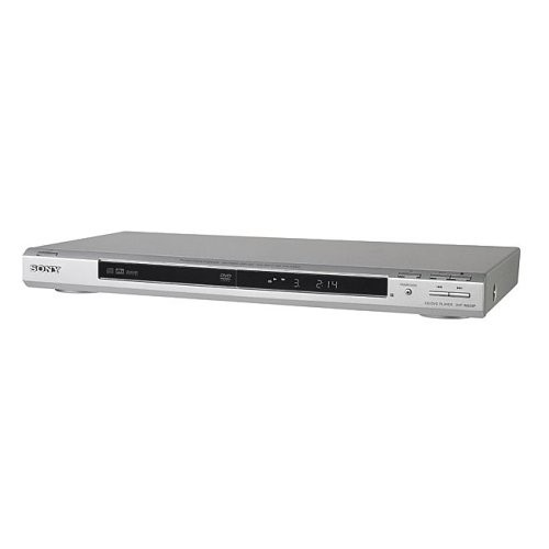 SONY DVD Player DVP-NS55P
