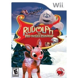 NINTENDO Nintendo Wii Game RUDOLPH THE RED-NOSED REINDEER