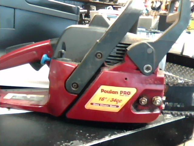 POULAN Chainsaw POULAN PRO PPB1634