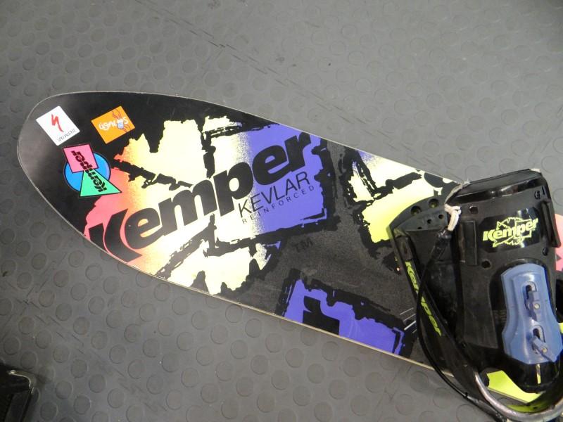KEMPER Snowboard FREESTYLE 165