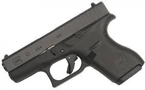GLOCK Pistol 43 GEN 4