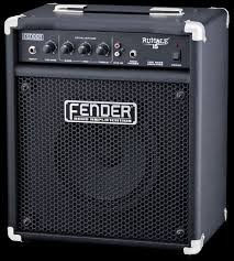 FENDER Bass Guitar Amp RUMBLE 15 AMP