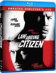 BLU-RAY MOVIE Blu-Ray LAW ABIDING CITIZEN